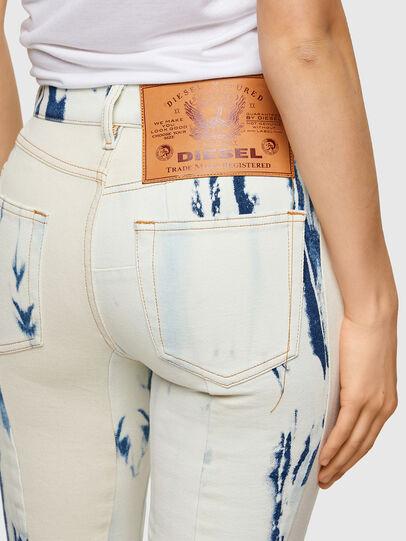 Diesel - D-Joy Slim Jeans 009UX, Medium Blue - Jeans - Image 3