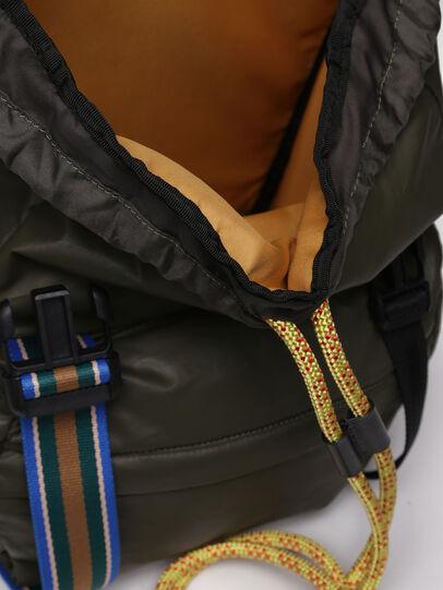 Diesel - M-INVICOLAB BACK II, Dark Green - Backpacks - Image 6