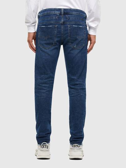 Diesel - D-Bazer Tapered Jeans 009DE, Dark Blue - Jeans - Image 2