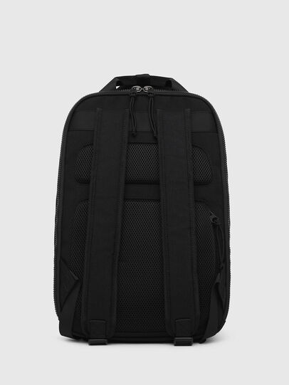 Diesel - GINKGO, Black - Backpacks - Image 2