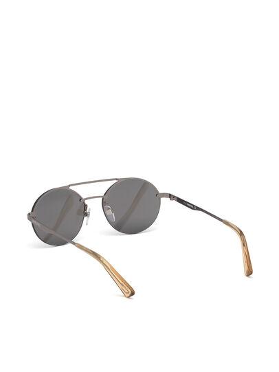 Diesel - DL0275, Silver - Sunglasses - Image 4