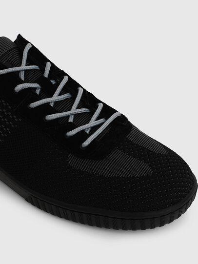 Diesel - S-MILLENIUM LOW, Black/Grey - Sneakers - Image 4