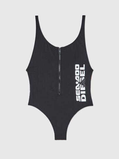 Diesel - BFSW-LIAZZYDOO, Black - Swimsuits - Image 1