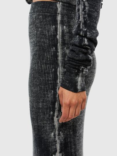 Diesel - M-ISLA, Black - Skirts - Image 4