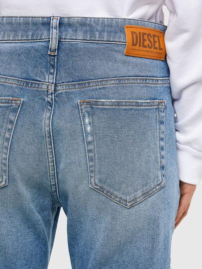 Diesel - Fayza 009EU, Light Blue - Jeans - Image 5