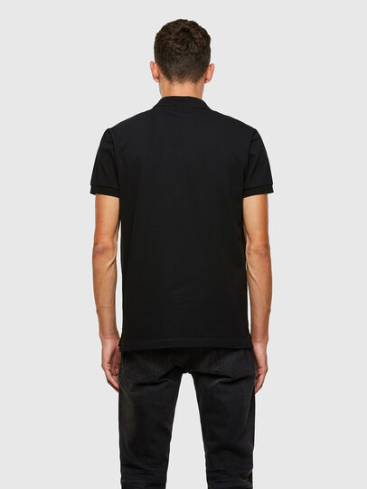Diesel - T-RANDY-NEW-A2, Negro - Polos - Image 2