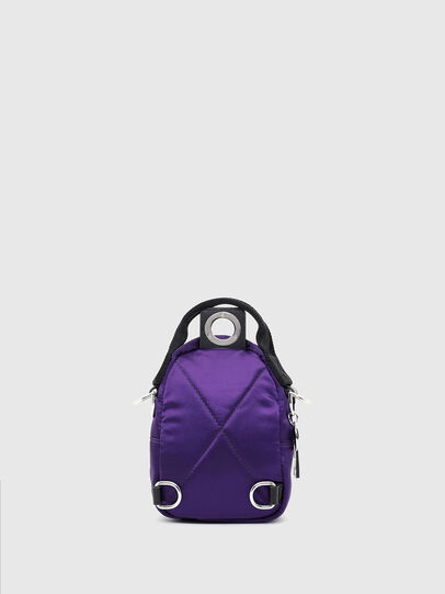 Diesel - LEDYBAG, Violet - Crossbody Bags - Image 2