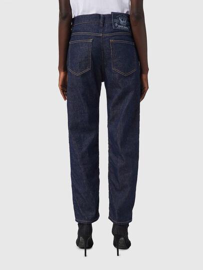 Diesel - D-Air Boyfriend Jeans 09B28, Dark Blue - Jeans - Image 2