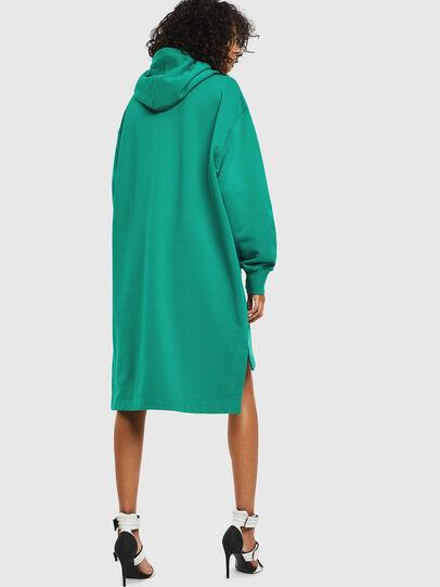 Diesel - D-ILSE-T, Green - Dresses - Image 2