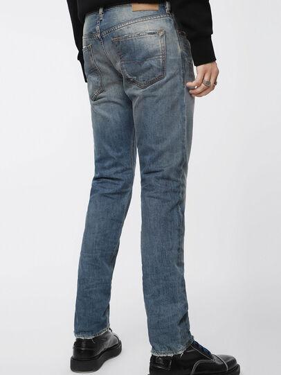 Diesel - Buster 084ZI, Medium Blue - Jeans - Image 2