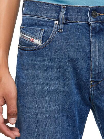 Diesel - D-Strukt Slim Jeans 09A80, Medium Blue - Jeans - Image 3