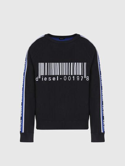 Diesel - K-RUSH, Black - Sweaters - Image 1