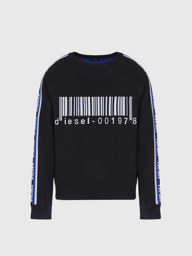 K-RUSH, Black - Sweaters