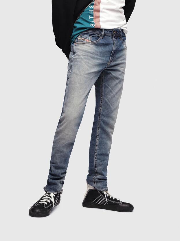 Thommer 087AY, Medium Blue - Jeans