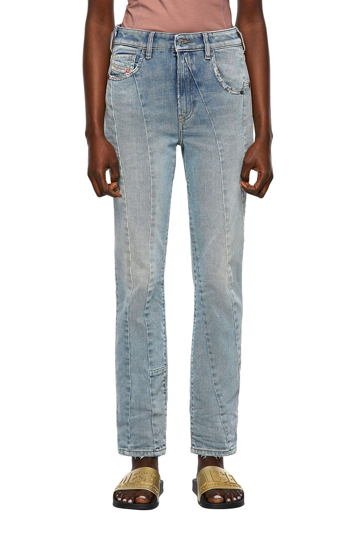 D-Joy Slim Jeans 09A65,