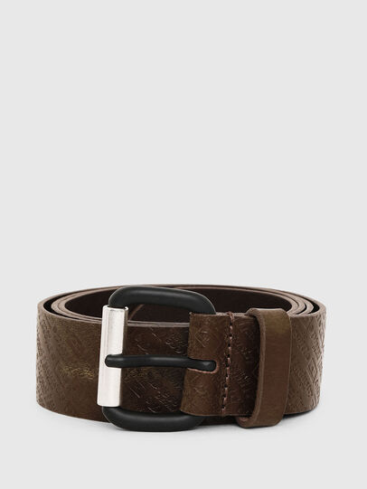 Diesel - B-STRIP, Marron Military - Belts - Image 1