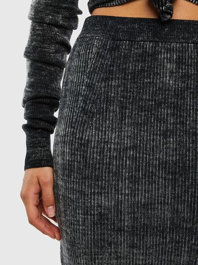 Diesel - M-ISLA, Black - Skirts - Image 3