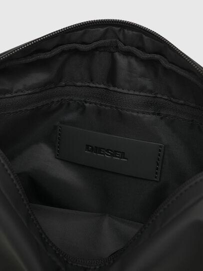 Diesel - F-BOLD BELTBAG, Black - Belt bags - Image 4