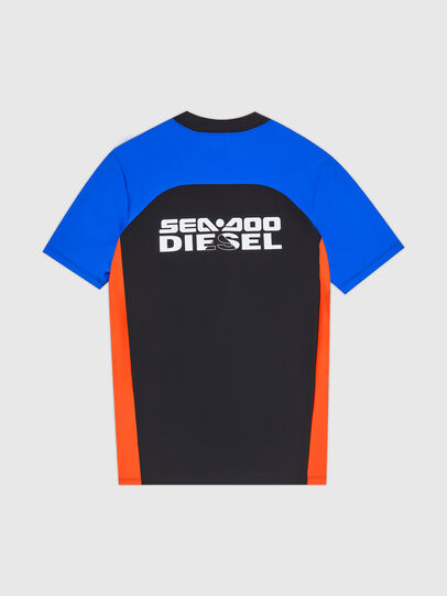 Diesel - BMOWT-MAICRODOO, Black/Blue - Out of water - Image 2