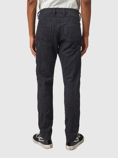 Diesel - Krooley JoggJeans® 069WB, Negro/Gris oscuro - Vaqueros - Image 2