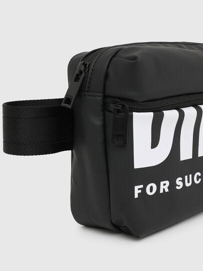 Diesel - F-BOLD BELTBAG, Black - Belt bags - Image 5