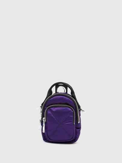 Diesel - LEDYBAG, Violet - Crossbody Bags - Image 1