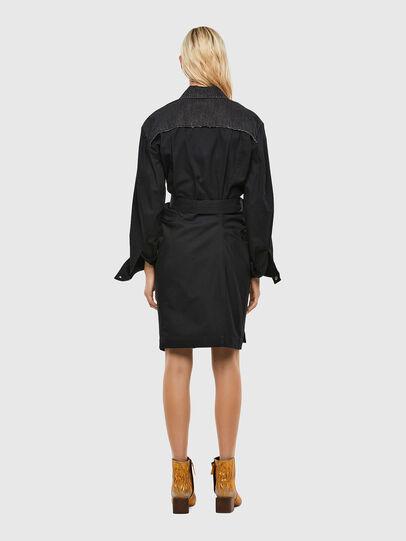 Diesel - D-CALYN, Black - Dresses - Image 2