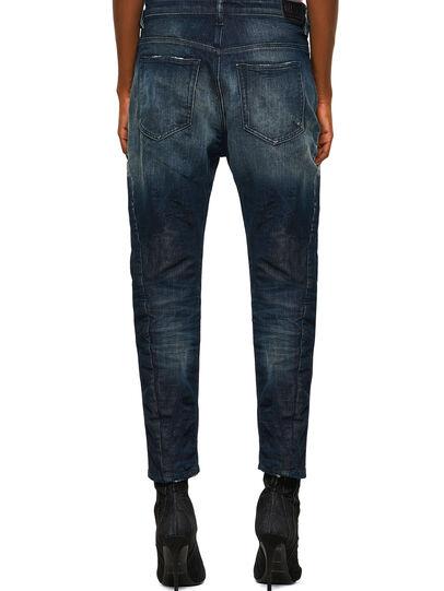 Diesel - Fayza Boyfriend JoggJeans® 09B50, Dark Blue - Jeans - Image 2