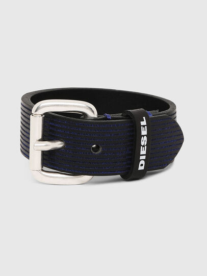 Diesel - A-CAVA, Black/Blue - Bijoux and Gadgets - Image 1
