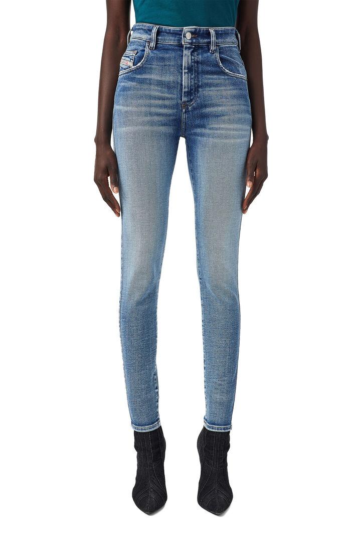 Slandy High Skinny Jeans 09B09,