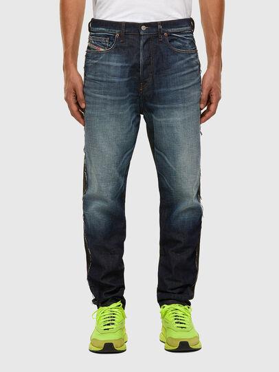 Diesel - D-Vider 009GR, Black/Dark Grey - Jeans - Image 1