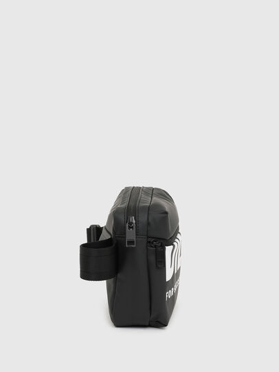 Diesel - F-BOLD BELTBAG, Black - Belt bags - Image 3