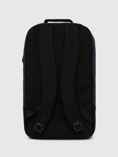 Diesel - PIEVE, Dark Blue - Backpacks - Image 2