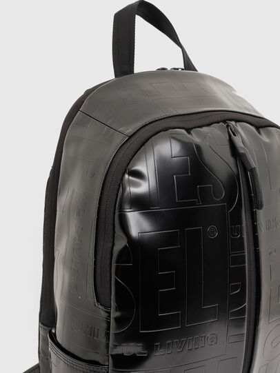 Diesel - X-BOLD BACK, Black - Backpacks - Image 5