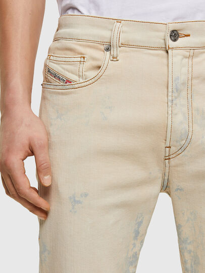 Diesel - D-Amny Skinny Jeans 009VJ, White - Jeans - Image 3