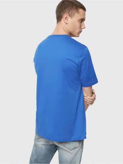 Diesel - T-JUST-Y2, Brilliant Blue - T-Shirts - Image 2