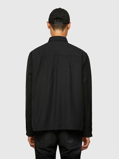Diesel - S-HOTEL, Black - Shirts - Image 2