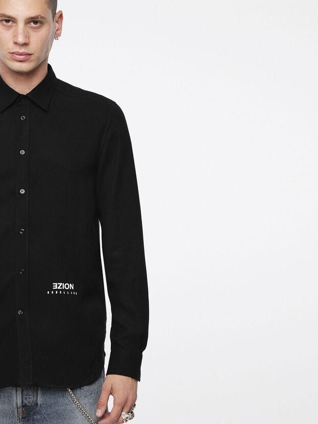 S-ELLION, Black - Shirts
