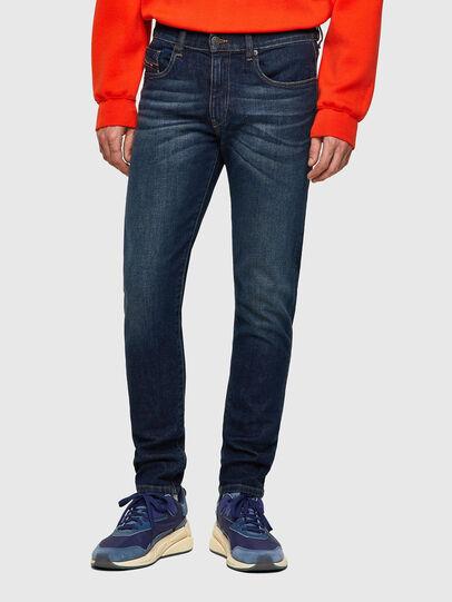 Diesel - D-Strukt Slim Jeans 009HN, Dark Blue - Jeans - Image 1