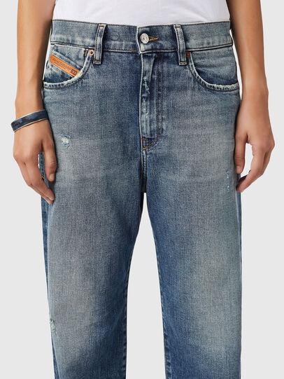 Diesel - D-Air Boyfriend Jeans 09B17, Medium blue - Jeans - Image 3
