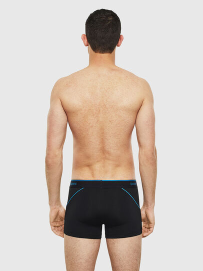 Diesel - 55-DCUT, Black/Blue - Trunks - Image 2