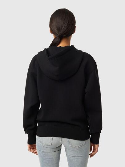 Diesel - F-LYMMY-C.C, Black - Sweatshirts - Image 2