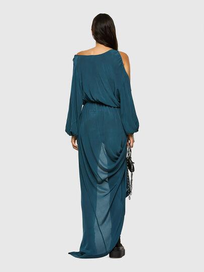 Diesel - D-MARA, Water Green - Dresses - Image 7