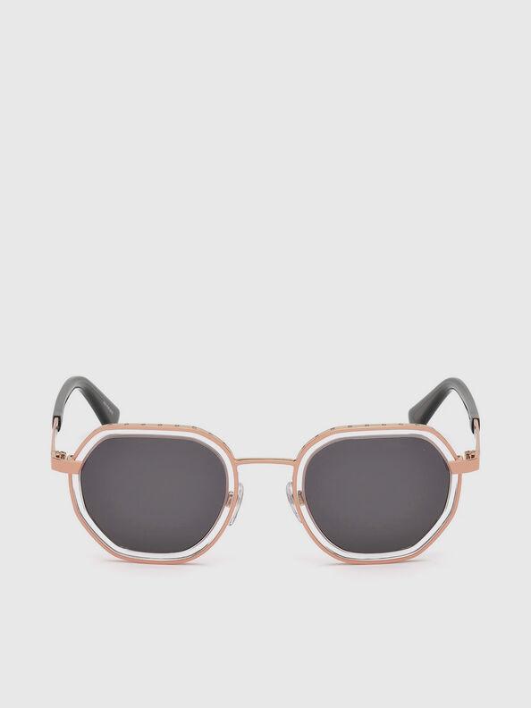 DL0267, Pink - Sunglasses