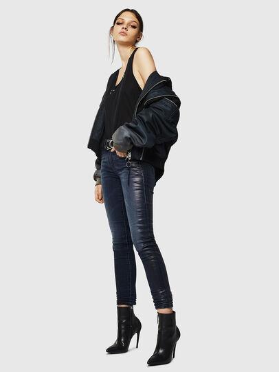Diesel - D-Ollies JoggJeans 069JY, Dark Blue - Jeans - Image 7