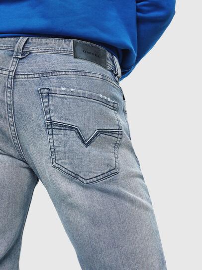 Diesel - Larkee C81AL, Light Blue - Jeans - Image 5
