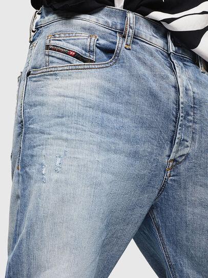 Diesel - D-Eetar 087AV, Light Blue - Jeans - Image 3