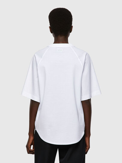 Diesel - T-SPOK-C.C, White - T-Shirts - Image 2