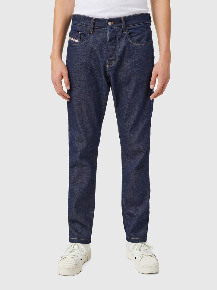 D-Viker Straight Jeans 09B28,