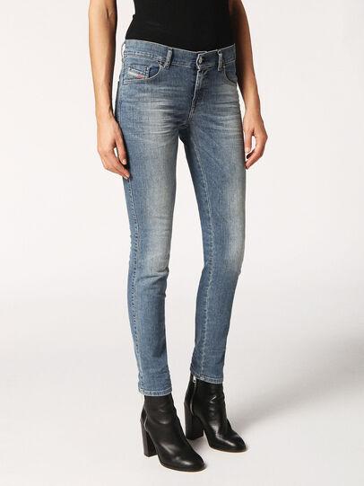 Diesel - Sandy 0688V, Light Blue - Jeans - Image 3